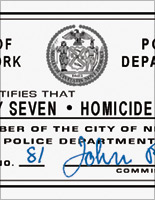 NYPD ID