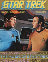 Star Trek Giant Poster Book 9